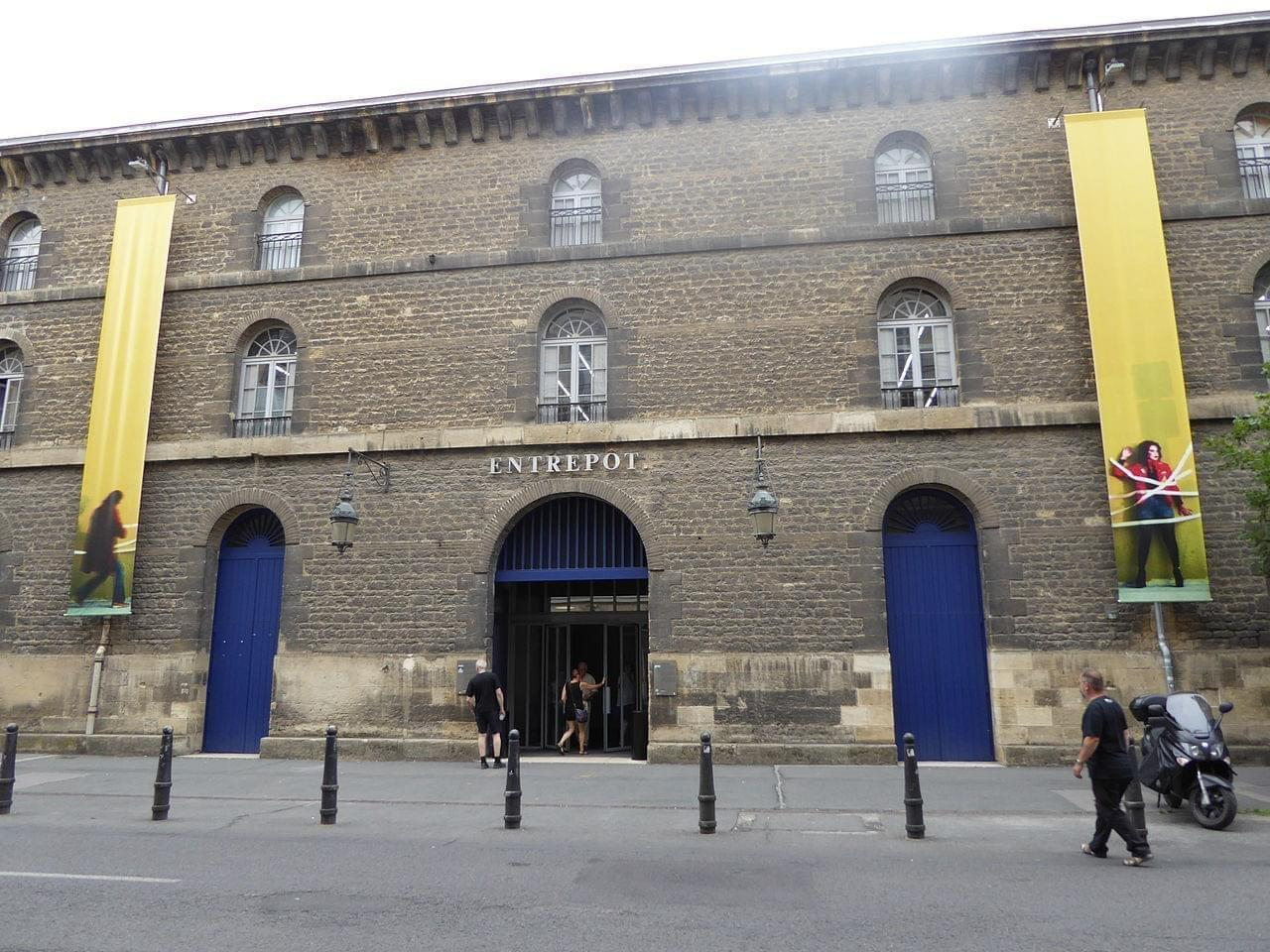 Photo CAPC, musée d'art contemporain de Bordeaux