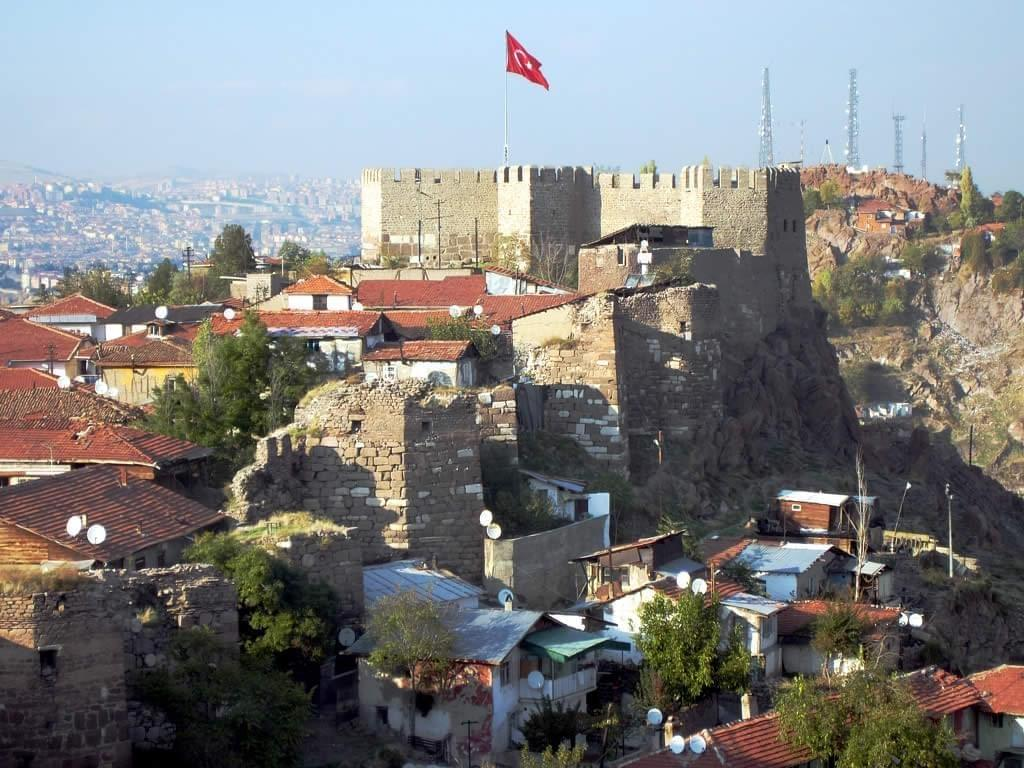 Photo La Citadelle d'Ankara