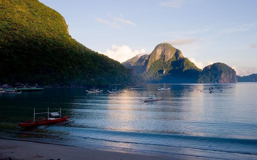 Photo Plage d'El Nido