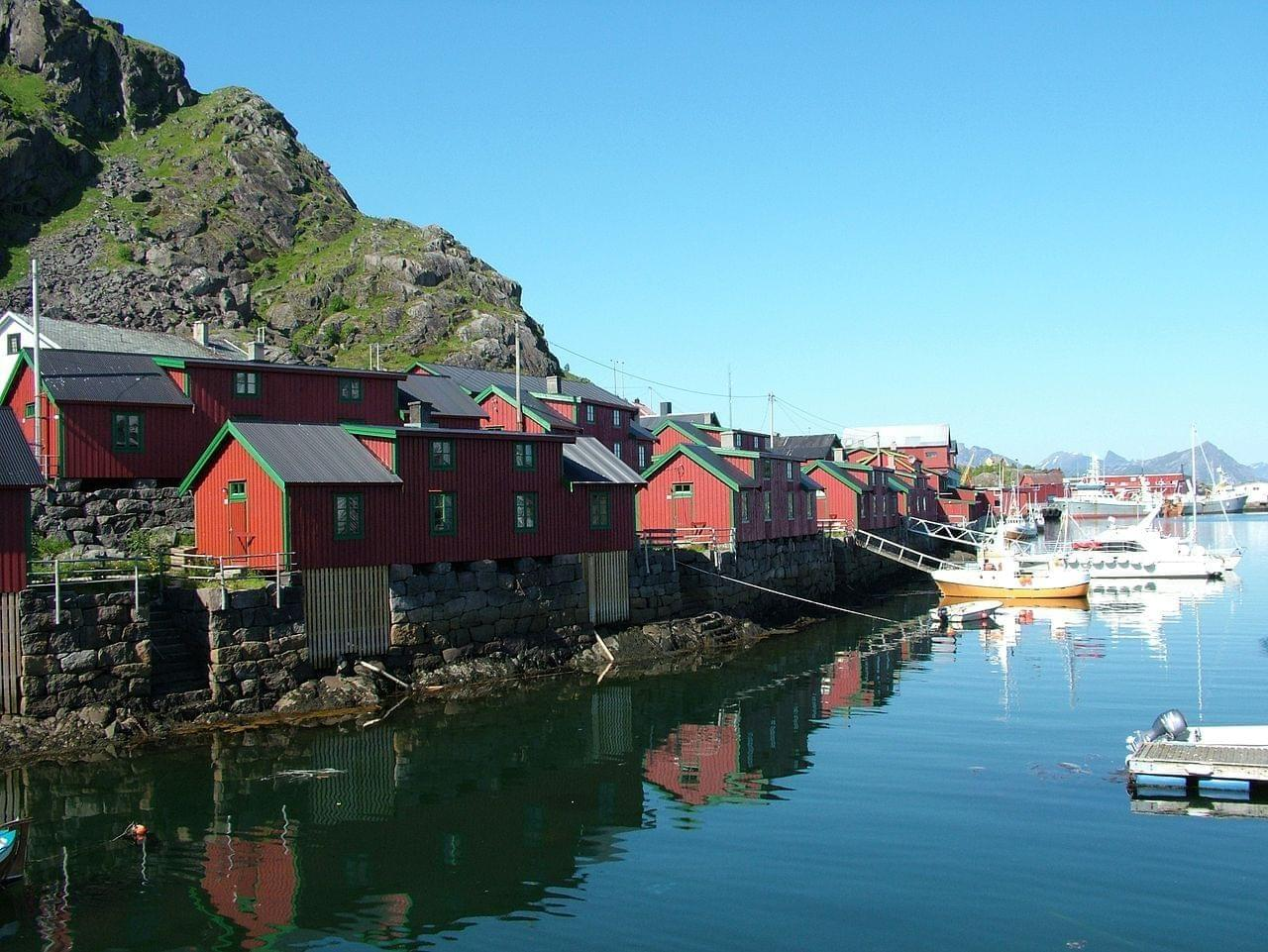 Photo Stamsund - Iles Lofoten
