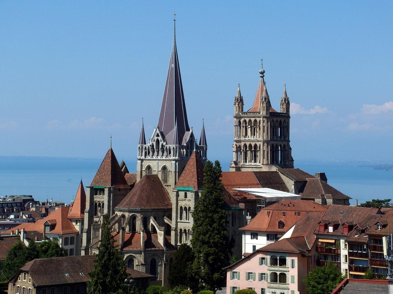 Photo La Cathédrale de Lausanne