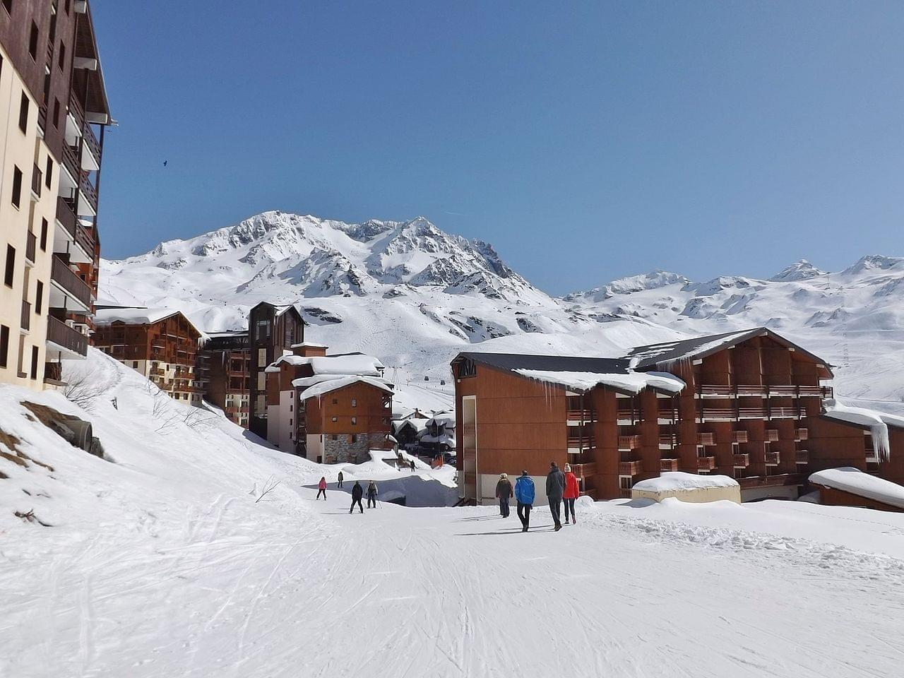 Village de Val Thorens