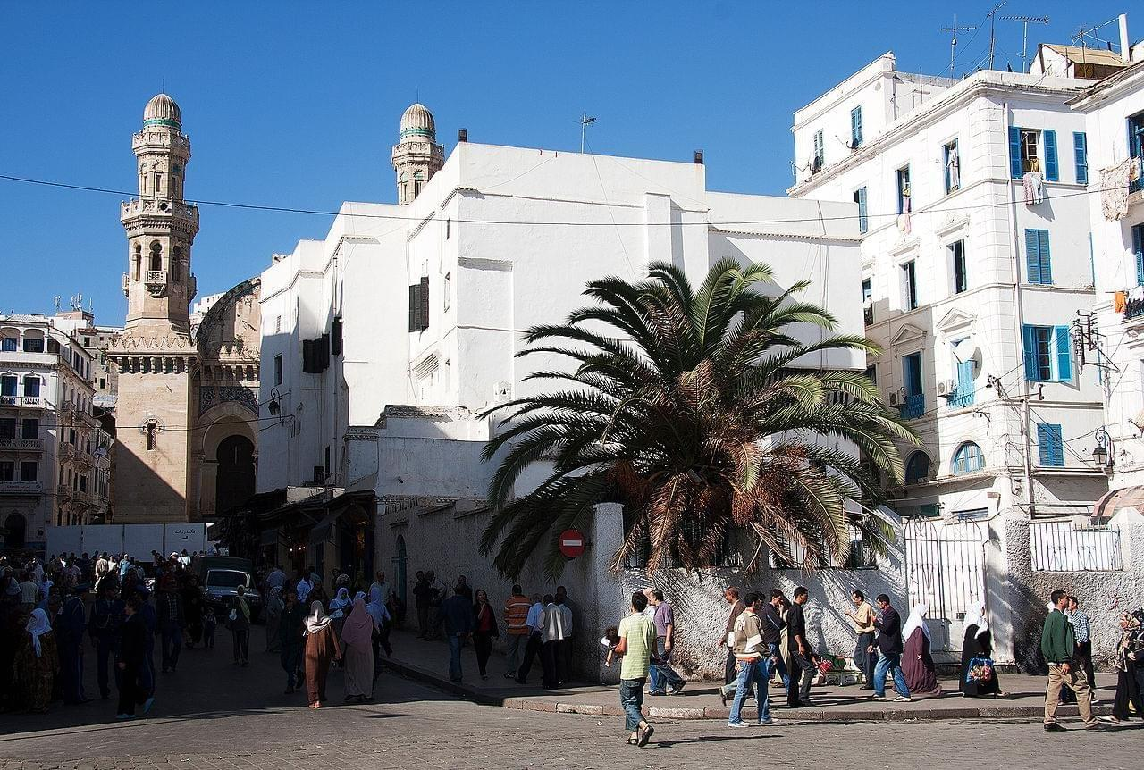 Photo Casbah d'Alger