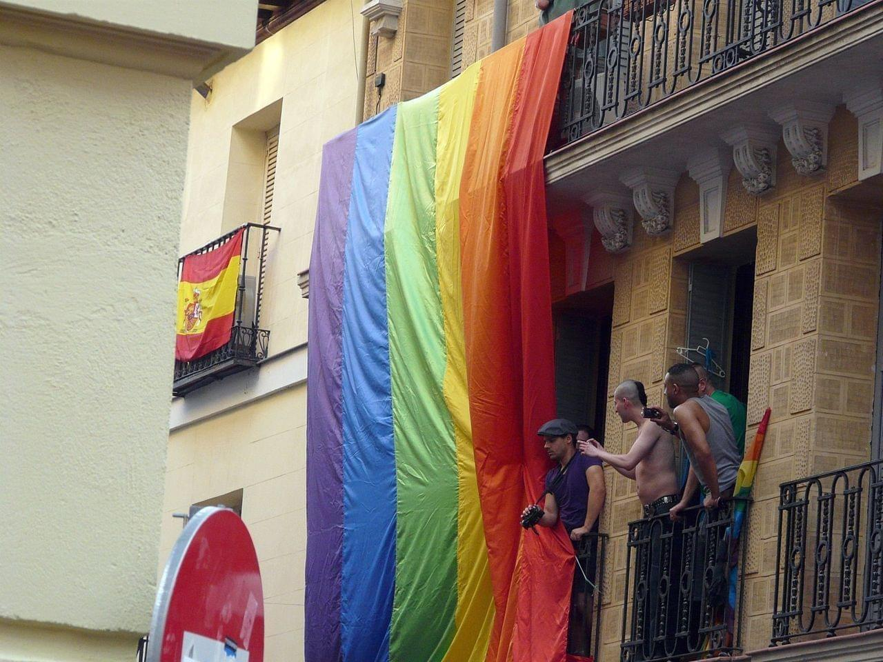 Photo Madrid - Lieux gays