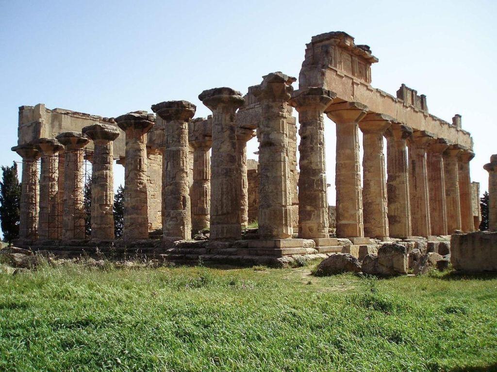 Site archéologique de Cyrène