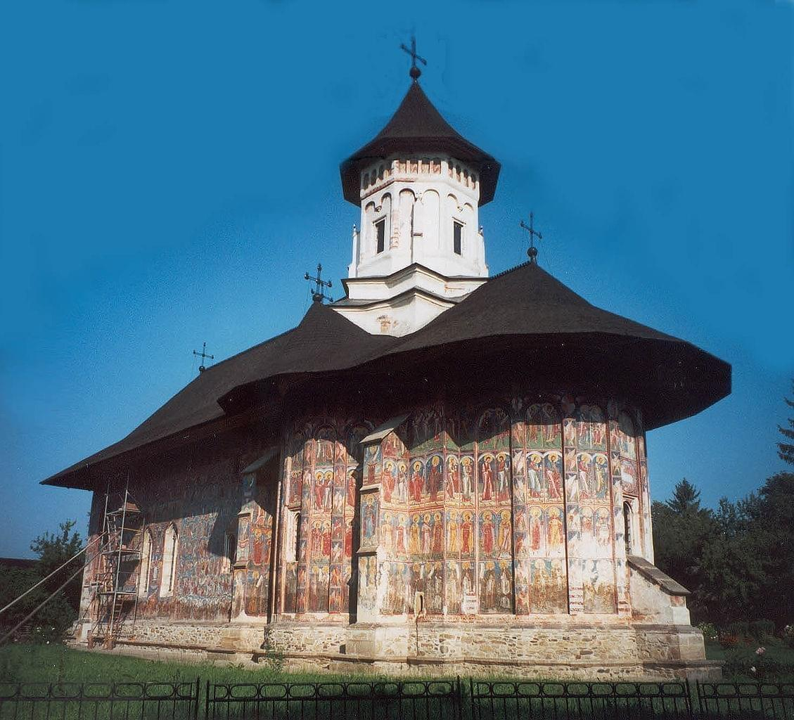 Eglises de Moldavie