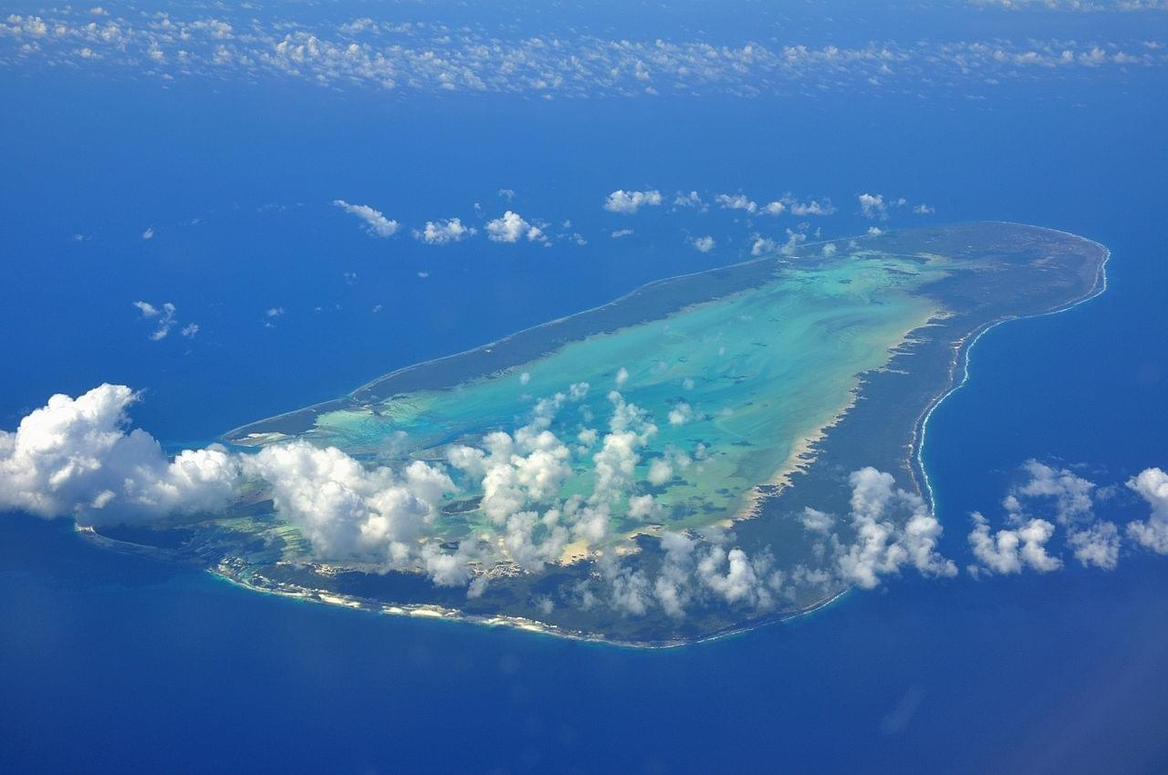 Photo Atoll d'Aldabra