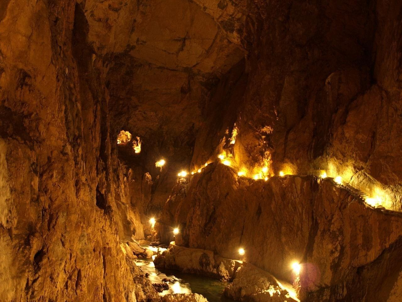 Photo Grottes de Skocjan