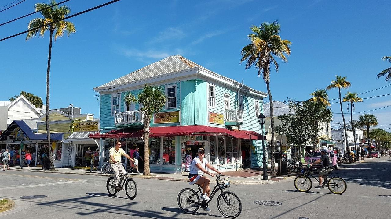 Key West - Lieux gays