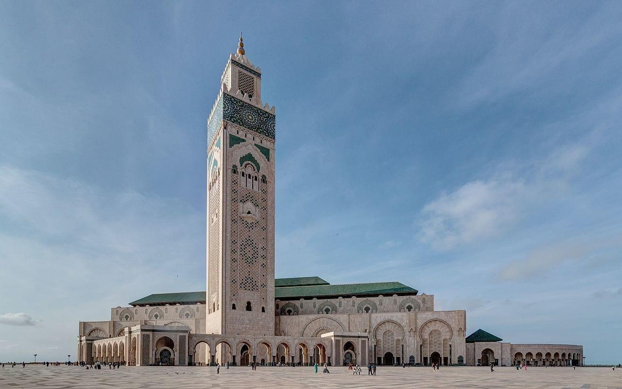 Photo La mosquée Hassan II - Casablanca