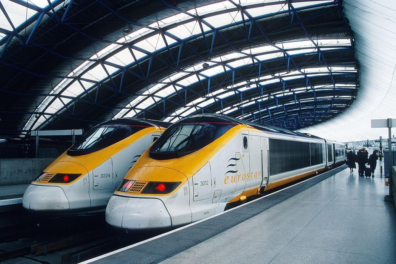 Eurostar Paris - Londres