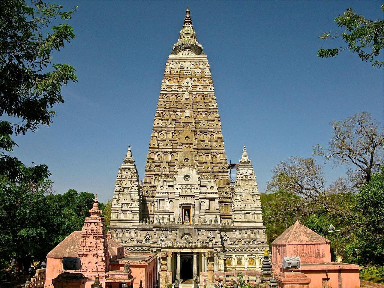 Photo Le temple de la Mahabodhi