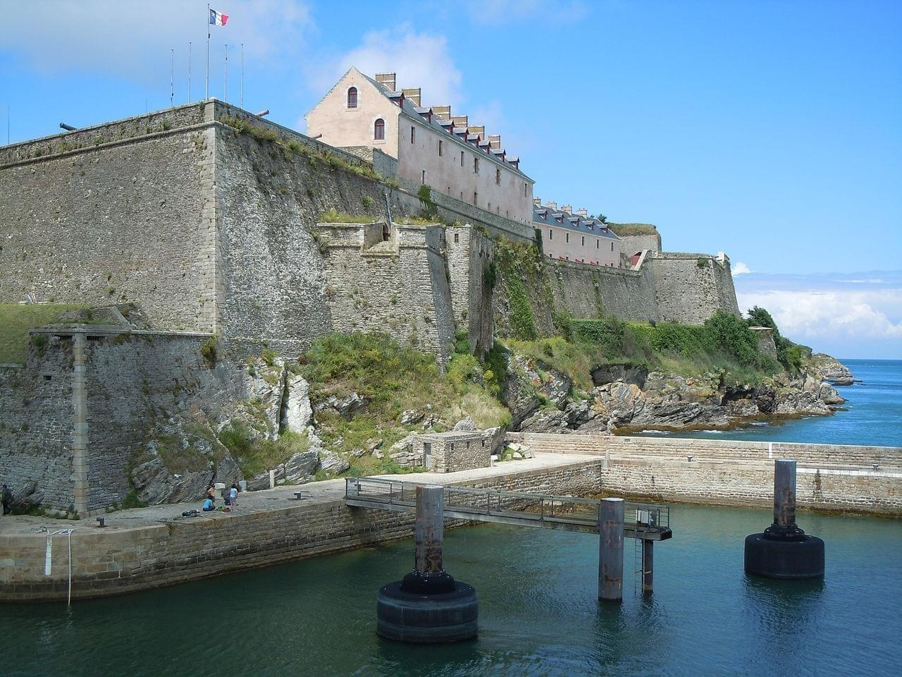 Photo Citadelle Vauban de Belle Ile