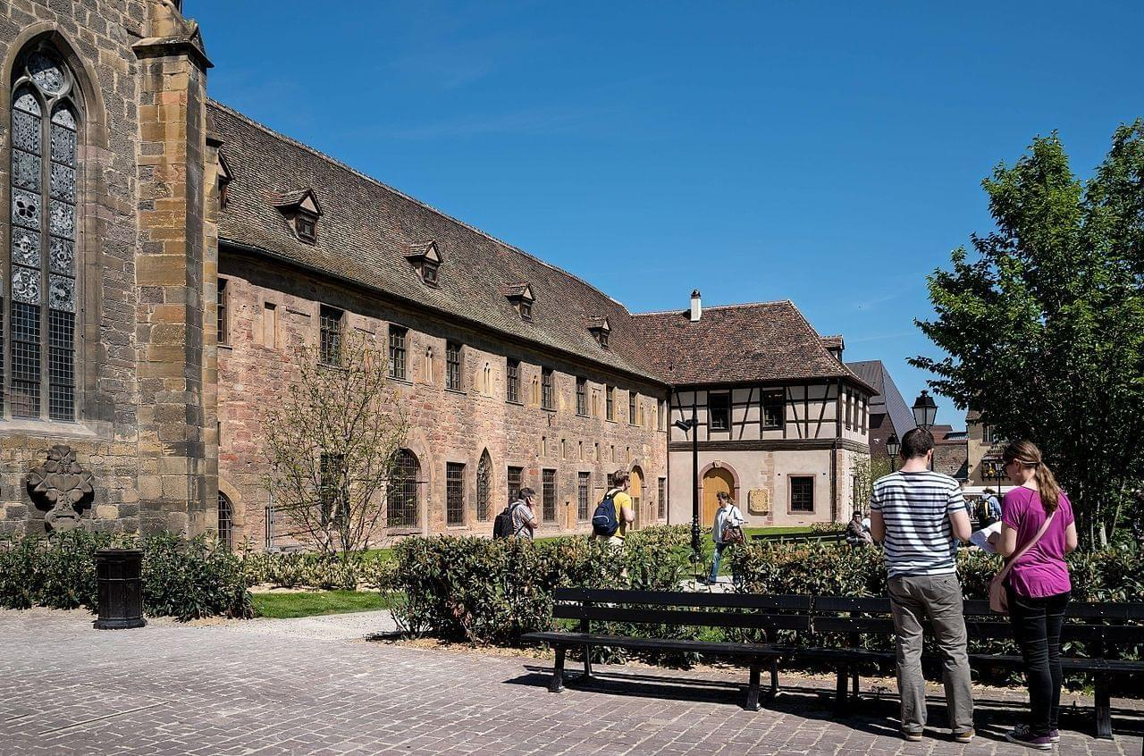Photo Musée d'Unterlinden - Colmar