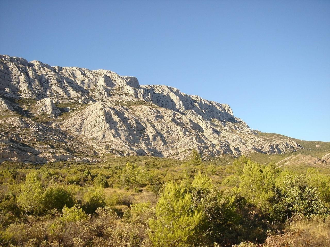 Photo Montagne Sainte-Victoire
