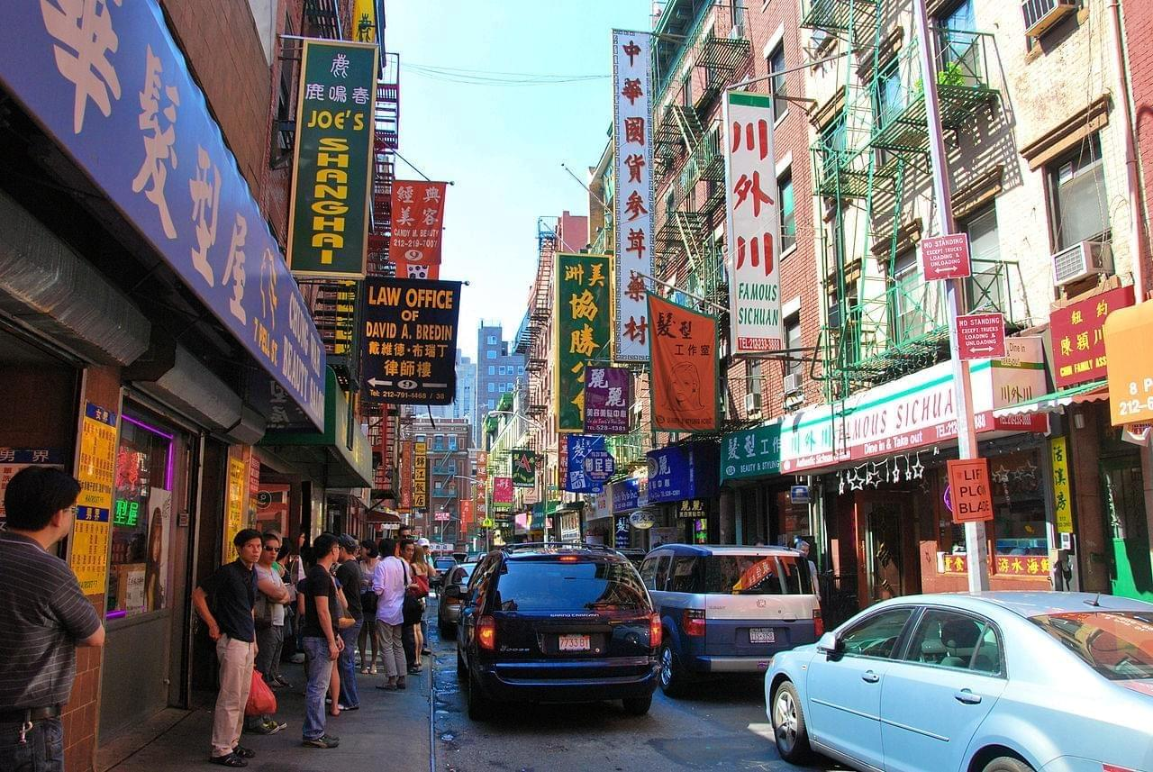 Photo Chinatown - New York