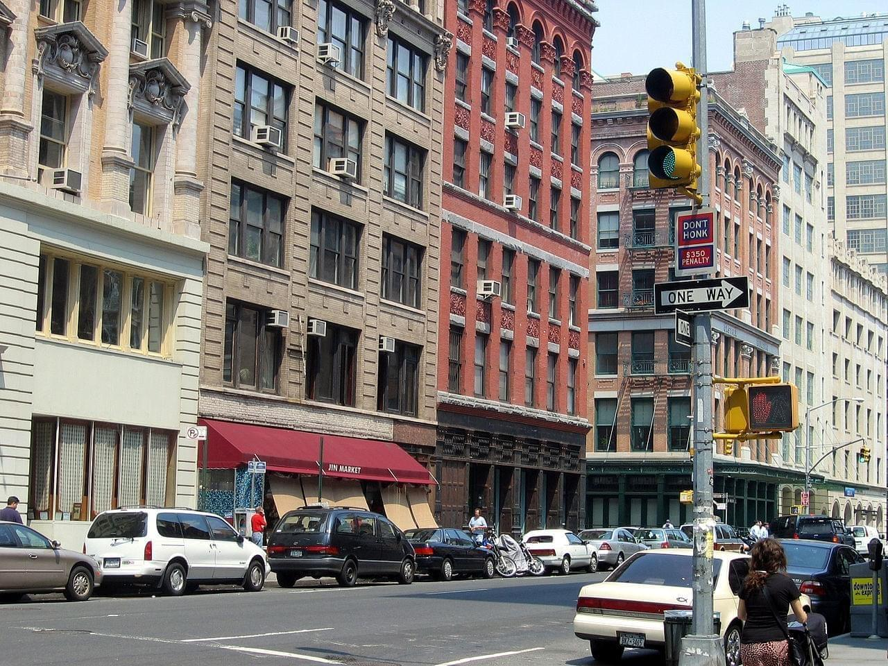 Photo Quartier de Tribeca