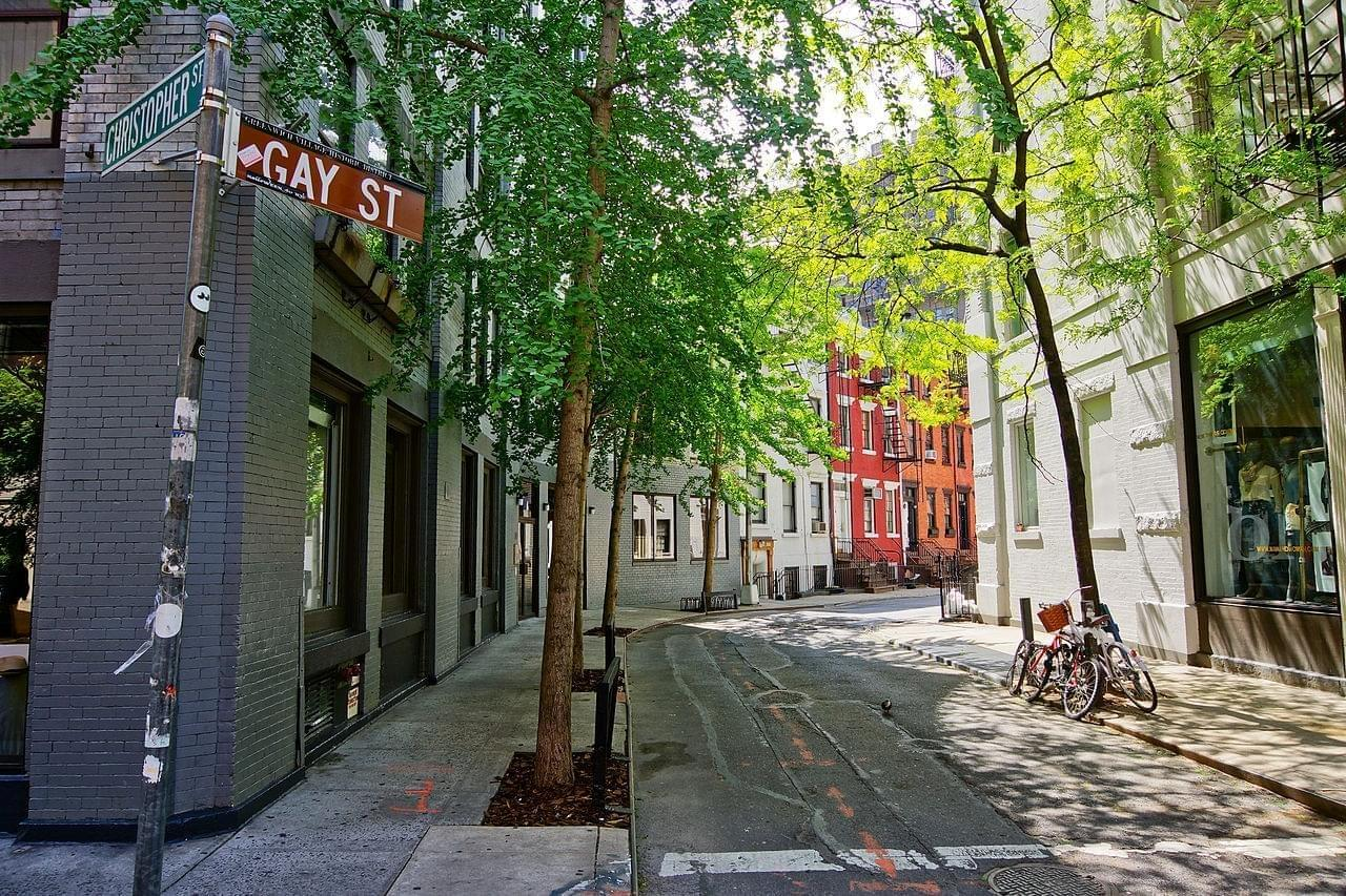 Photo Quartier de Greenwich Village