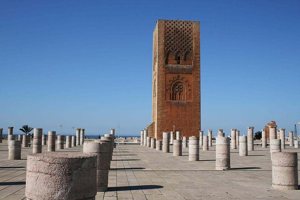 Photo La Tour Hassan de Rabat