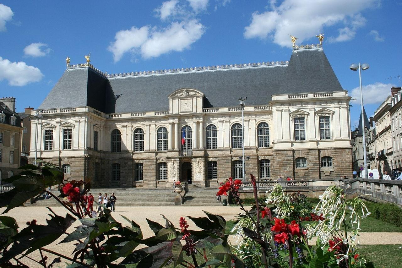 Photo Palais du Parlement de Bretagne