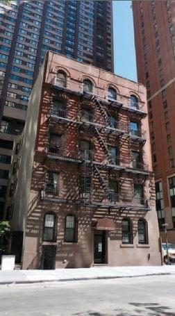 New york insolite uptown for Building sans fenetre new york