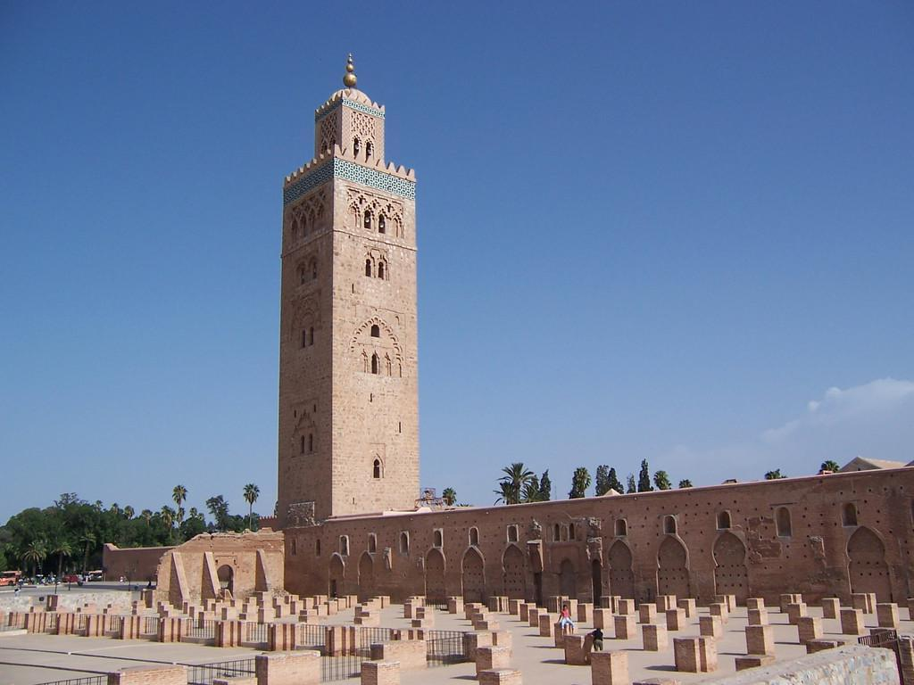 Photo La Mosquée de la Koutoubia à Marrakech