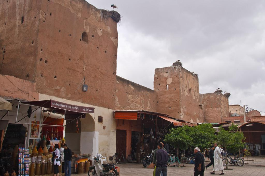 Photo La place des Ferblantiers à Marrakech