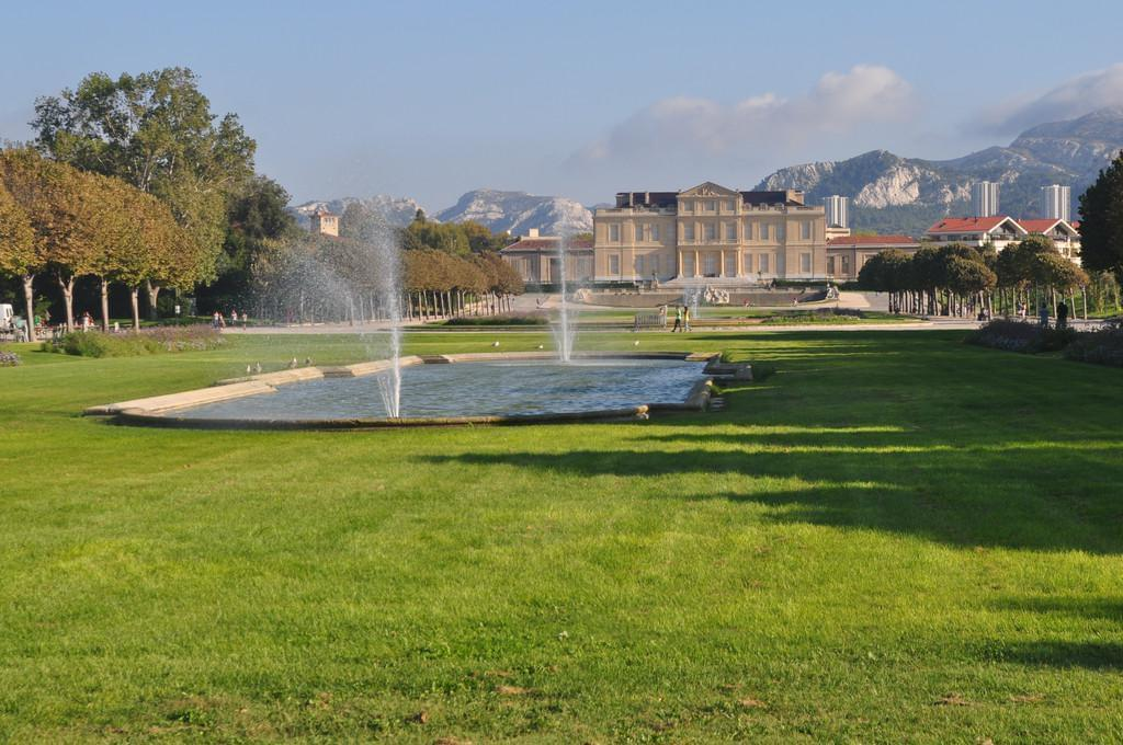 Photo Le Parc Borély, anodin à Marseille