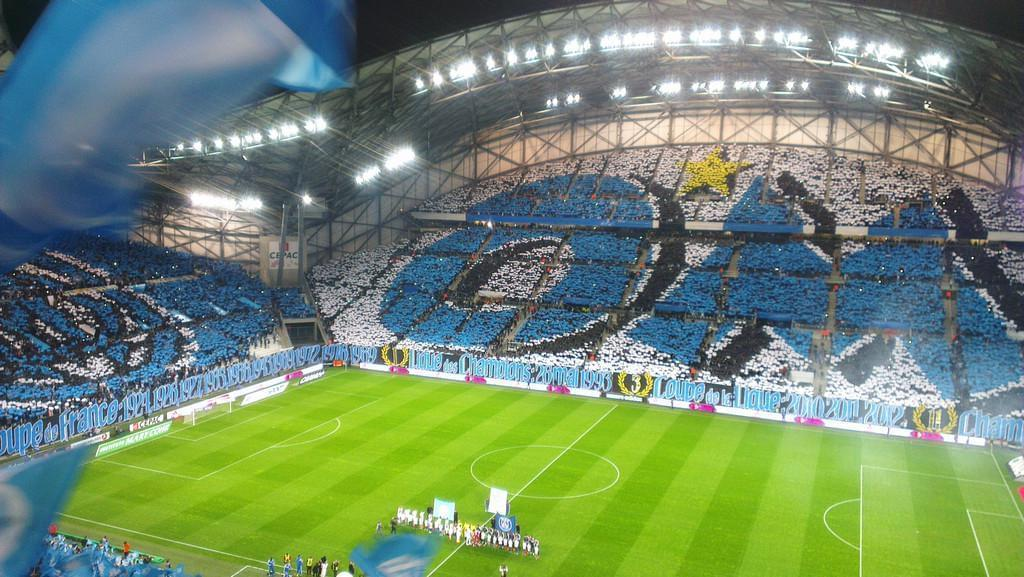 Photo Aller  voir un match au Stade Vélodrome!