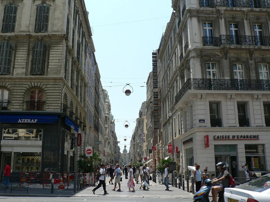 Photo Où faire du shopping à Marseille?