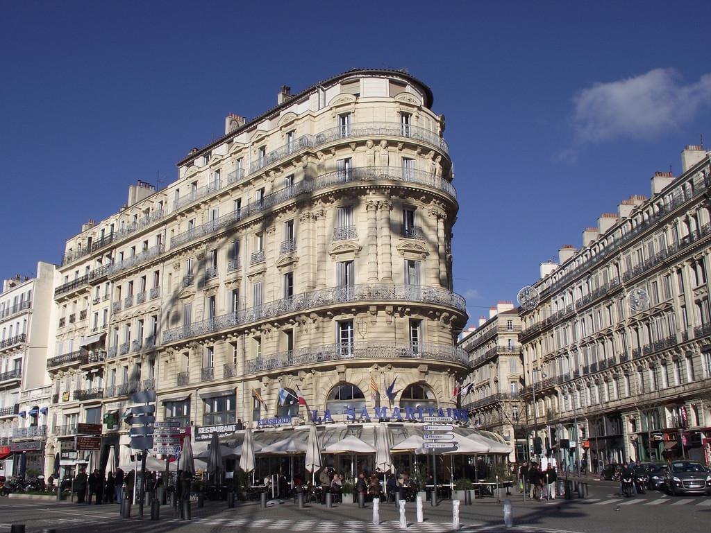Photo La Samaritaine de Marseille, une véritable institution
