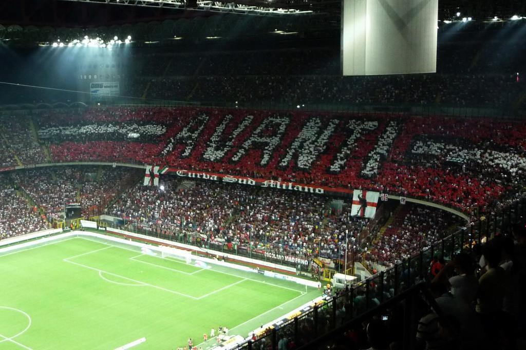 Photo Le stade de San Siro à Milan