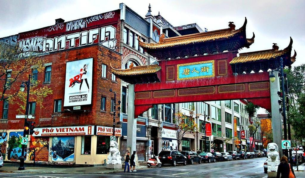 Photo Chinatown, un quartier assez petit, mais qui regorge de surprises