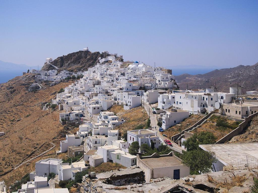 Photo L'île de Serifos.