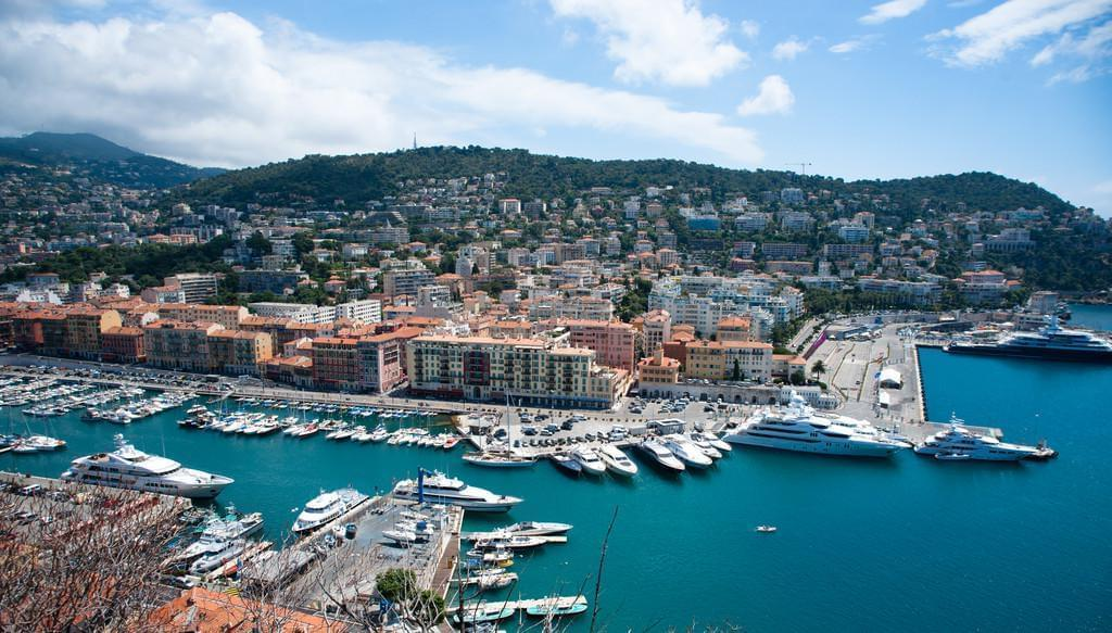 Photo Le port de plaisance de Nice