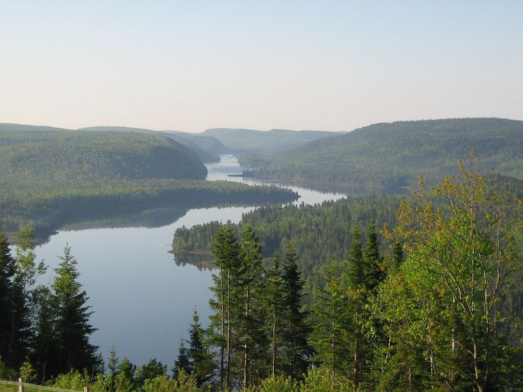 Photo Le parc national de la Mauricie, au Québec