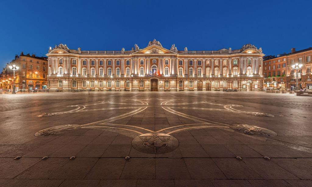 Photo Visitez le Capitole, Toulouse
