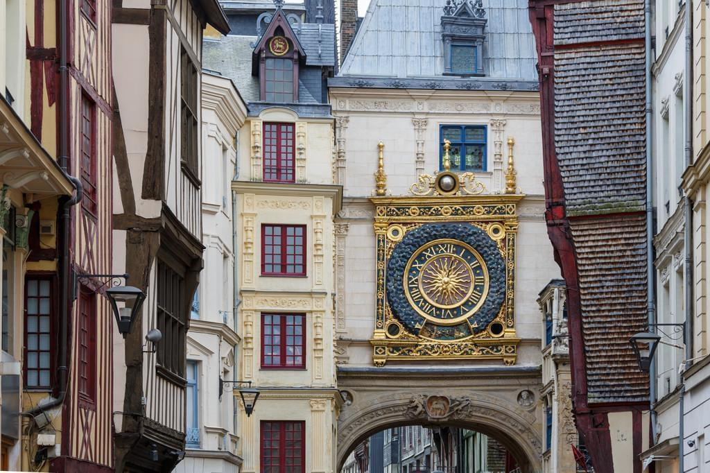 Photo Rue du Gros Horloge