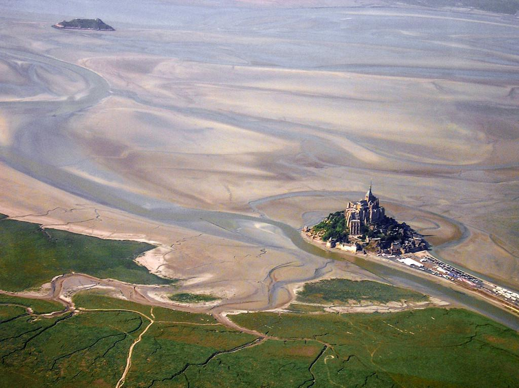Photo Baie du Mont Saint Michel