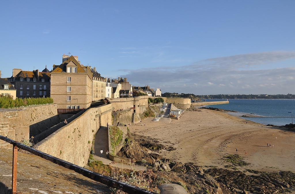 Photo Remparts de Saint-Malo