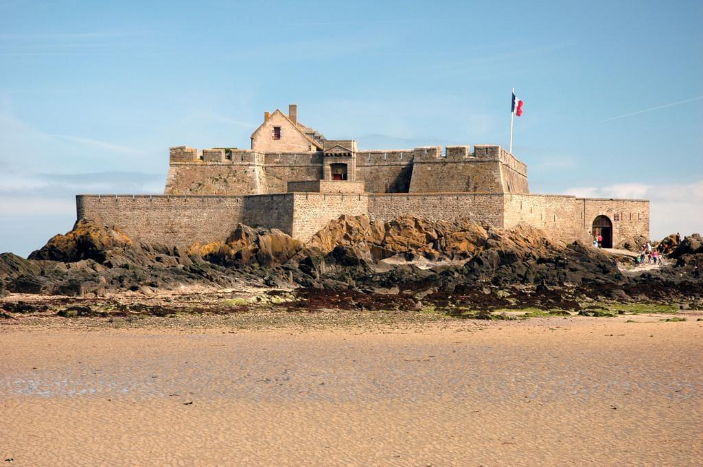 Photo Fort National de Saint Malo