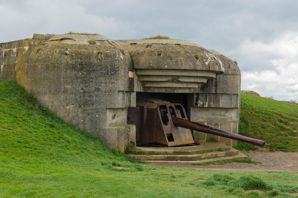 Photo Batterie de Longues-sur-Mer