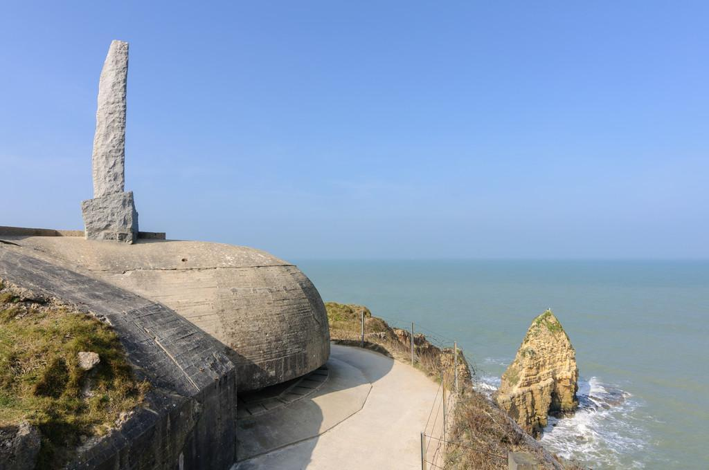 Photo Pointe du Hoc
