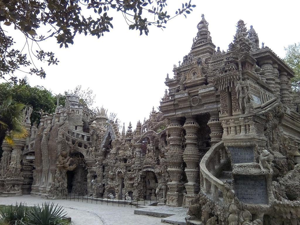 Photo Le Palais Idéal du Facteur Cheval