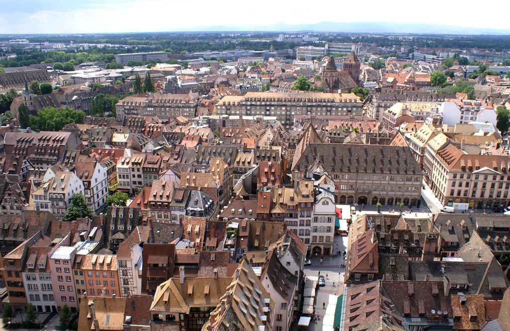 Photo Strasbourg - Grande Ile