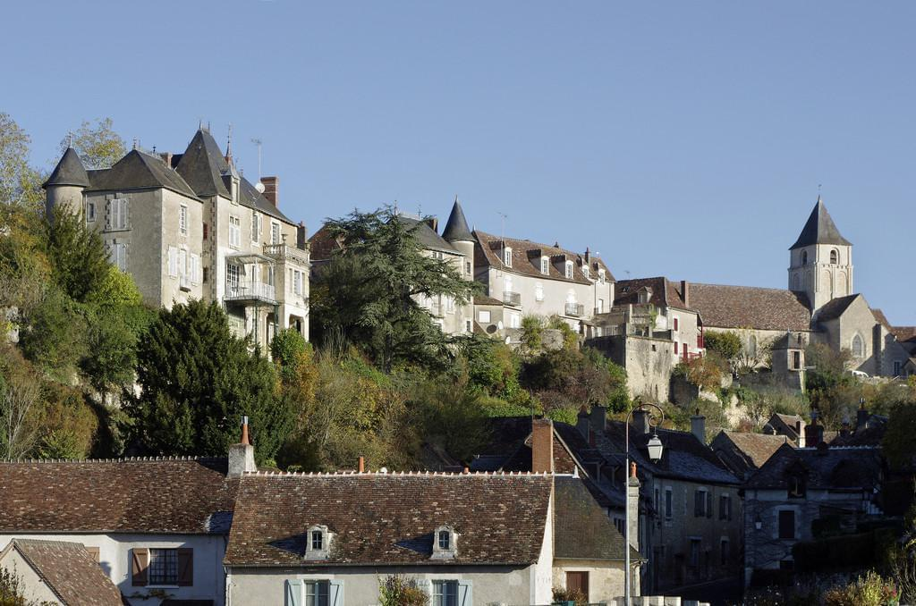 Photo Angles sur l'Anglin, Vienne
