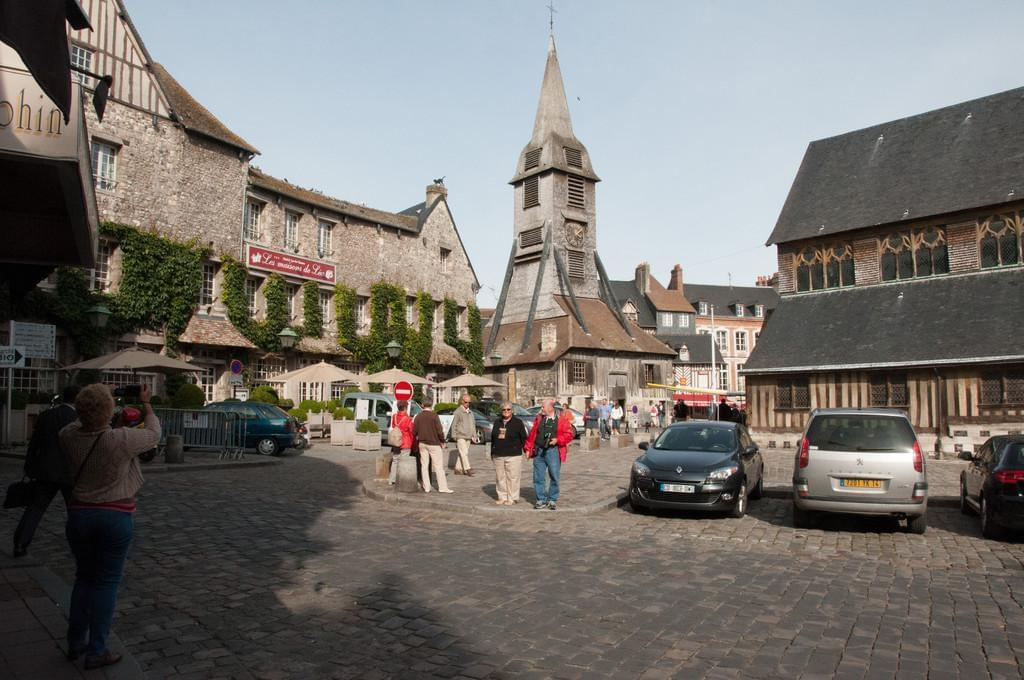 Photo Visiter le village de Honfleur
