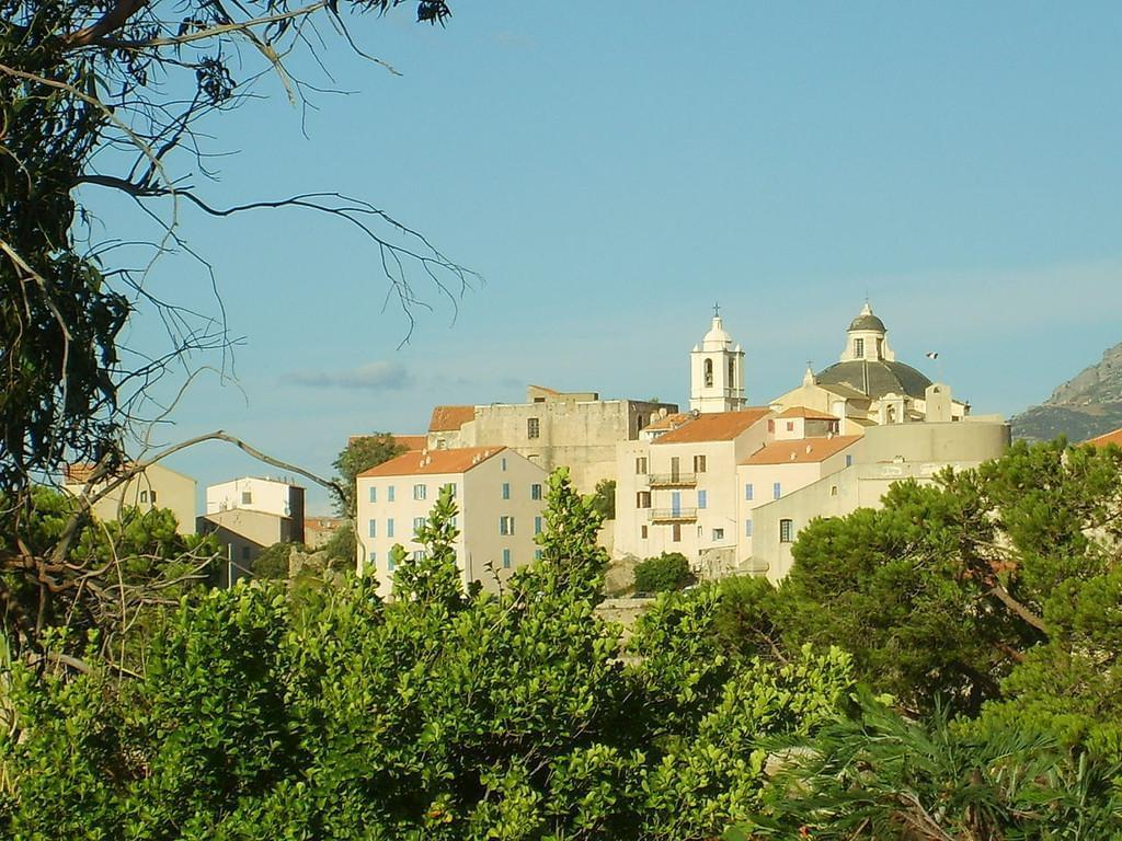 Photo Haute-Ville de Calvi