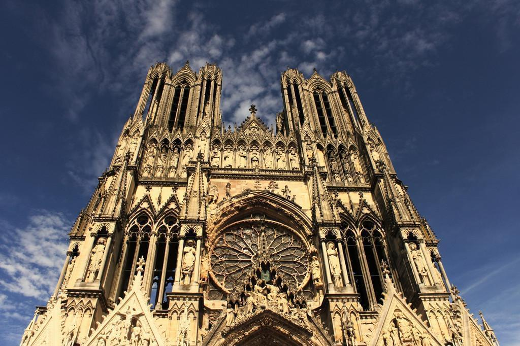 Photo Visiter la Cathédrale de Reims