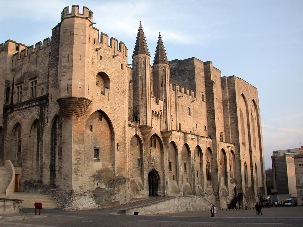 Photo Palais des Papes